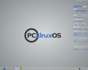 PCLinuxOS32 KDE 2014
